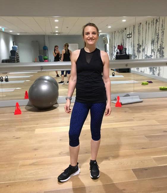 Shona Nicolson, Personal Trainer