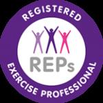 Registered Exercise Professional Logo